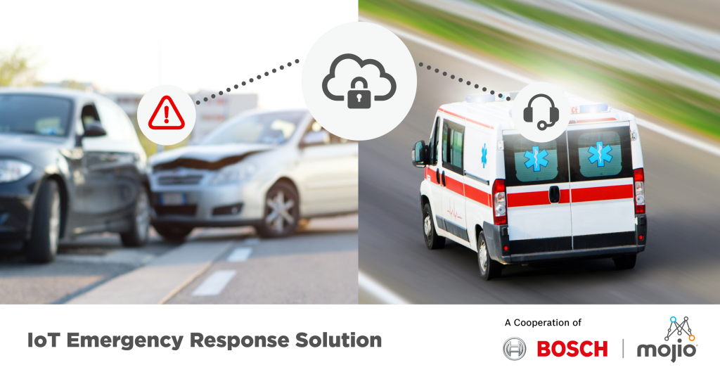 IoT Emergency Response Solution for Connected Cars